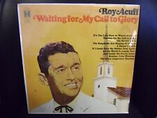 Roy Acuff Waiting For My Call to Glory LP Harmony 1969 SEALED