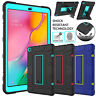 For Samsung Galaxy Tab A 10.1 SM-T510 T515 2019 Hybrid Shockproof TPU Case Cover