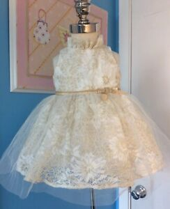 janie and jack Dress Special Occasion Lane Size 3-6 Months