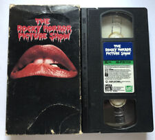 The Rocky Horror Picture Show (Vhs)