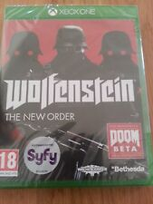 Jeu Wolfenstein The new order pour Xbox One NEUF