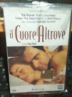 1 DVD PUPI AVATI,IL CUORE ALTROVE,NERI MARCORè VANESSA INCONTRADA NINO D'ANGELO