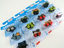 Lot of 4 Thomas & Friends Minis 3 packs, Fisher Price, New