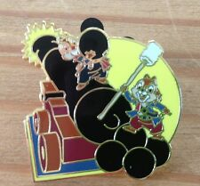 Disney PIRATES Mystery PIN CHIP and Dale Cannon Cannonball