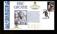 ERIC GROTHE LEGENDS OF PARRAMATTA EELS RUGBY COVER