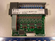 ALLEN-BRADLEY SLC 500 Input Module 1746-IB16 SERIES C FREE SHIPPING