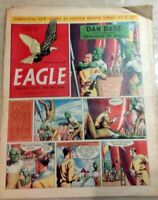 Classic Eagle Comic Vol 6 No 4: Dan Dare Prisoners of Space - 28th January 1955