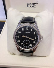 Montblanc Men's 1858 Limited Edition 44mm Steel Case Mechanical Watch 113860
