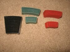 Lot Of 5 Used Black/Red/Green Segments For Scorpion Electronic Dart Machine Game