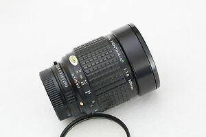 Pentax A* 135mm F1.8 lens, manual focus, made in Japan A