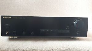 Sansui integrated amplifier AU-X310 Tested Working Excellent Condition