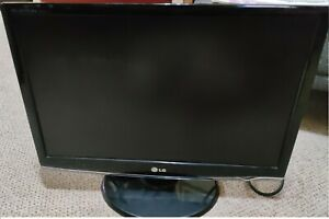 """LG  Flatron W2254tq-PF 22"""" LCD Display Monitor"""