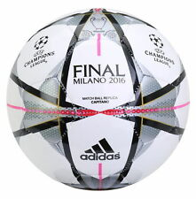 Adidas Finale Milano Champions League Soccer Ball Size 5 for Adults AC5488