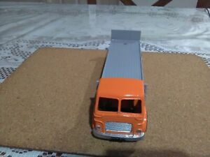 Dinky Supertoys Leyland Octopus Flat bed with tailboard  No 934 ( Code 3 )