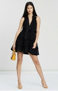 C/ MEO Collective / Break In Two Short Sleeve Dress