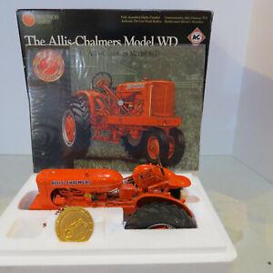 "Ertl Allis Chalmers ""WD"" Tractor Precision Classic 1/16 AC-2252CO-B2"