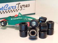 16  pneumatici  per  Polistil F1  SERIE CHAMPION  - IT