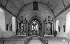 Carte GENETS L'église Intérieur