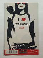 Hawkeye #9 1st Cameo Appearance of the Clown 1st Print 2013 Marvel Comics