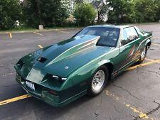 1982 Chevrolet Camaro race