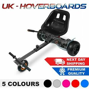Official Monster Hoverkart Suspension Go Kart For Segway Swegway Hoverboard 2021