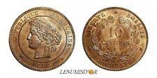 CÉRÈS 10 Centimes 1872 A Paris