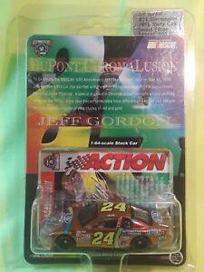 Vintage Jeff Gordon Chromalusion 1998 Monte Carlo 1/64 1:64 Start Car NASCAR