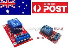 1-Channel 12V Relay Shield Module Board Optocoupler H/L Trigger For Arduino