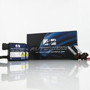 Autovizion Super Compact 9006 HB4 10000K Brilliant Blue HID Xenon Kit Fog Light