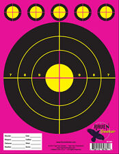 Pink Sniper Range Shooting Paper Targets 75 Pack: Special Batch Price