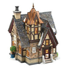 DEPT 56 DICKENS 2012   THE PARTRIDGE AND PEAR