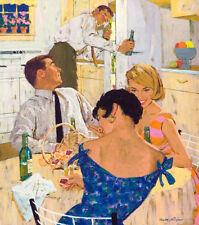 "1960's Art 14 x 11"" Photo Print"