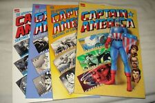 The Adventures of Captain America #1-4 Sentinel of Liberty mini series