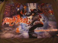 Limp Bizkit Significant Other  In-Store Promo Poster