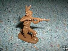 Atlantic 1/32 Geronimo set Apache kneeling firing