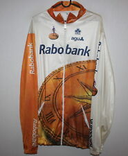 Vintage Rabobank cycling team long sleeves shirt Size 7 AGU fc6f35add