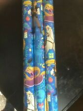 Disney Tangled Rapunzel GIFT WRAP WRAPPING PAPER ROLL CHRISTMAS 60 SQ. FT