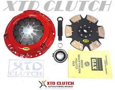 XTD STAGE 4 UNSPRUNG CLUTCH KIT ACURA RSX HONDA CIVIC Si 2.0L K20 DOHC 5SPD