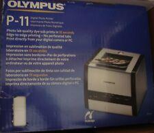 Olympus P-11 Digital Photo Thermal Printer