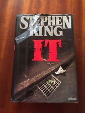 Stephen King IT,1986, HB/DJ, First Edition/First Printing