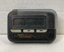 Motorola Pagemart nationwide pager beeper