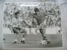 More details for press photo 1982 world cup-italy's bruno conti argentina's osvaldo ardiles