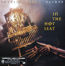 EMERSON LAKE & PALMER In The Hot Seat 2017 remastered vinyl LP album NEW/SEALED