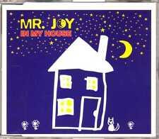Mr. Joy - In My House - CDM - 1999 - Eurohouse 4TR Panic Records France