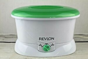 Revlon Spa Moisture Stay Paraffin Wax Bath Model RVS1213 with 3 lbs Wax & Gloves