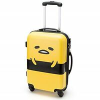 SANRIO Gudetama Carry Case on Suitcase JAPAN NEW