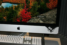 "iMac Screen Decal ""Screen Peeper"" - Stickers for iMac 21.5"", 24"", & 27"" Desktops"