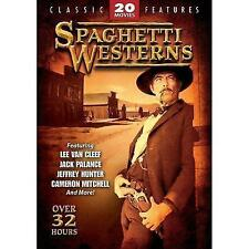 SPAGHETTI WESTERNS X20 - COMEDY BULK LOT NEW DVD MOVIE SEALED