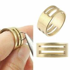 DIY Handmade Copper Brass Jump Ring Open Close Tool Jewelry Making Helper Mens