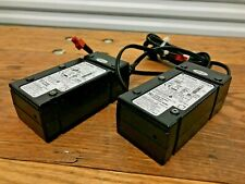 Extron 28-071-57LF AC Adapter Power Cord Supply Charger Cable 12V 1.0A -Lot of 2